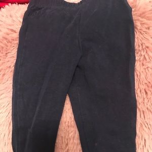 Leggings with bow on back